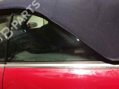Dør rude ventre bagtil AUDI A4 Convertible (8H7, B6, 8HE, B7) 2.5 TDI (163 hp)