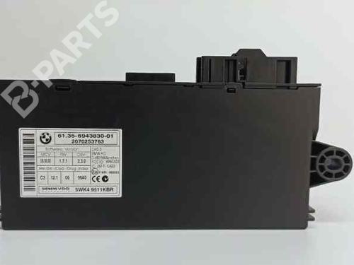 61356943830   5WK49511KBR   61356943830-01   Módulo eletrónico 3 Coupe (E92) 335 d (286 hp) [2006-2013]  6911775
