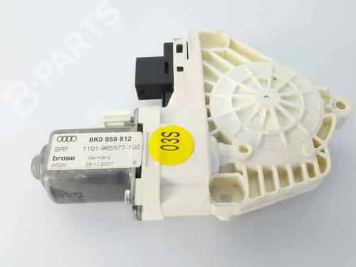 Elevalunas trasero derecho AUDI A4 (8K2, B8) 2.0 TDI (143 hp) 8K0959812   1101-965577-100   966607-100  