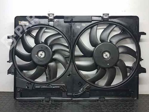 Electro ventilador AUDI A4 (8K2, B8) 2.0 TDI 8K0121003M | FS2004 | M136317B | 35419093