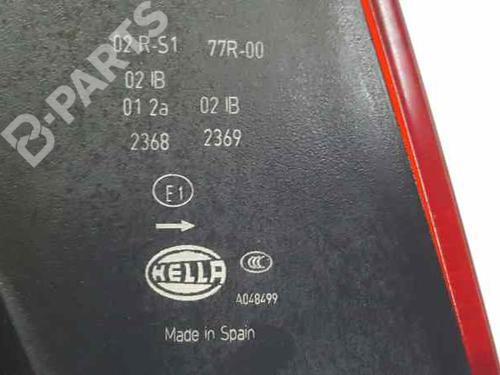Højre baglygte AUDI A4 (8K2, B8) 2.0 TDI  34982877