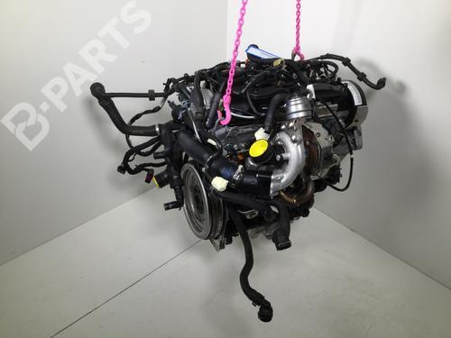 AUDI: CFG 046062 Motor TT (8J3) 2.0 TDI quattro (170 hp) [2008-2014] CFGB 2722351