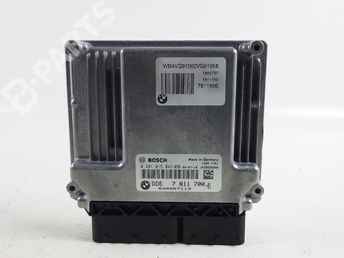 BMW: 7811700-01 Engine Control Unit (ECU) 3 (E90) 320 d (177 hp) [2007-2010]  2723014