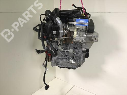 AUDI: 04E100034F Motor Q2 (GAB) 1.4 TFSI (150 hp) [2016-2021]  4780492