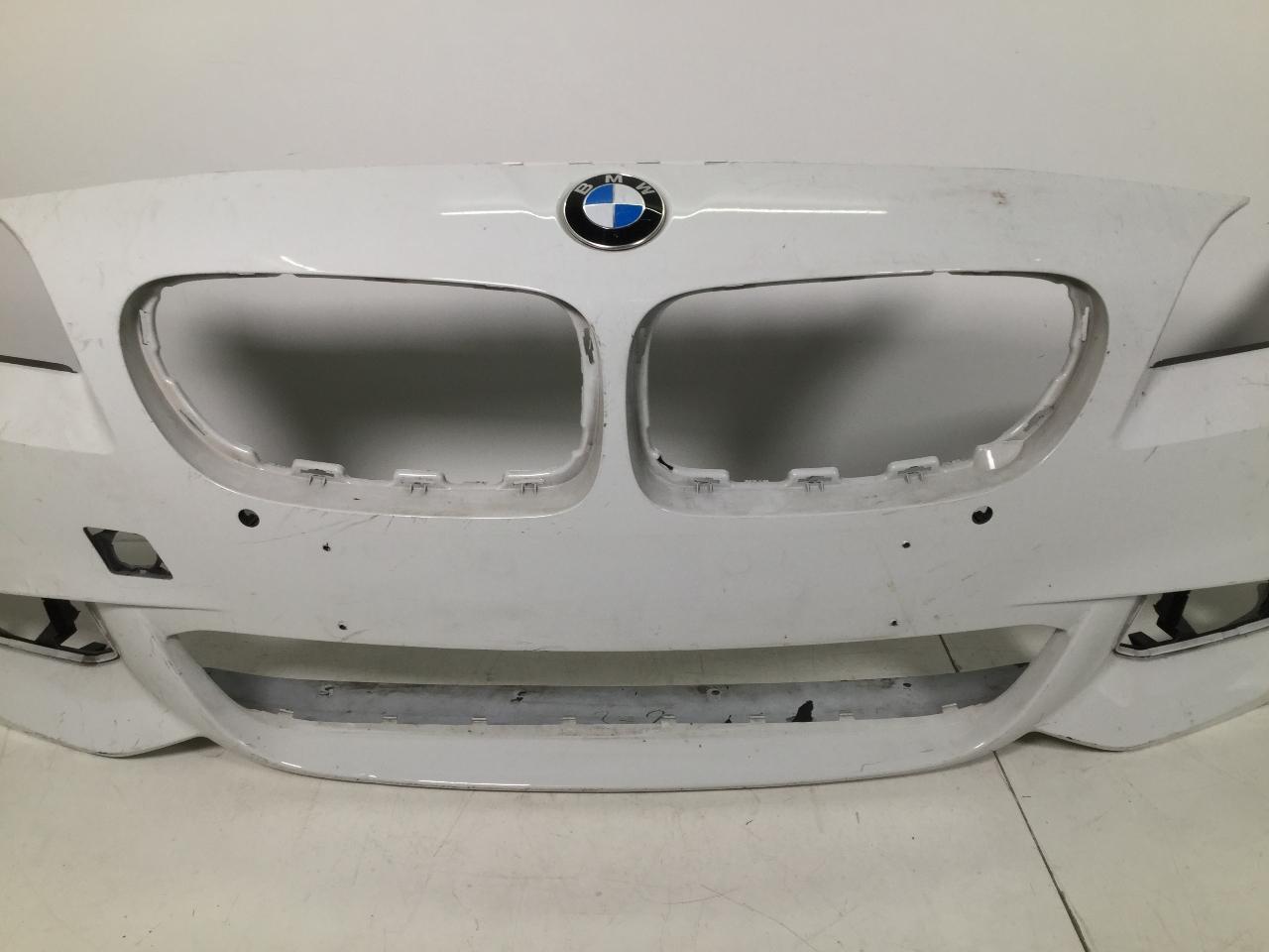 Front Bumper Bmw 5 F10 520 D 51117905289 Bmw B Parts