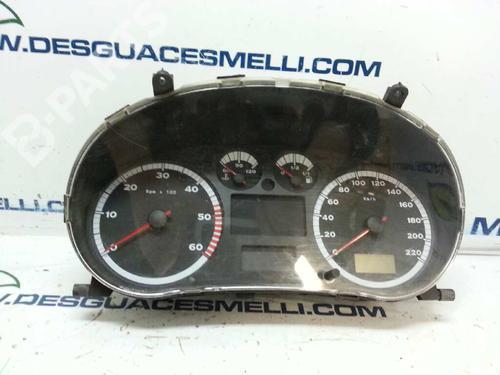 6K0920850FX | Quadrante IBIZA II (6K1) 1.9 TDI (110 hp) [1999-2002] ASV 2866039