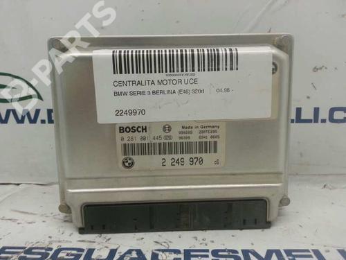 Centralita motor BMW 3 (E46) 320 d 2249970 15560978