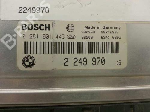 Centralita motor BMW 3 (E46) 320 d 2249970 15629351