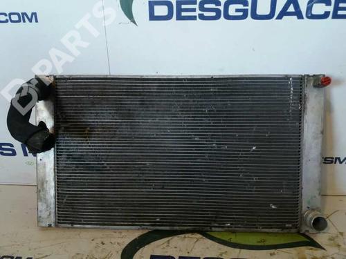 Radiador agua BMW 5 (E60) 535 d 17117795878 15563781
