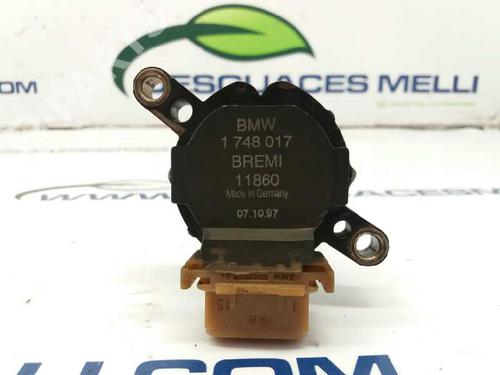 Bobina encendido BMW 5 (E39) 523 i 1748017 15643451