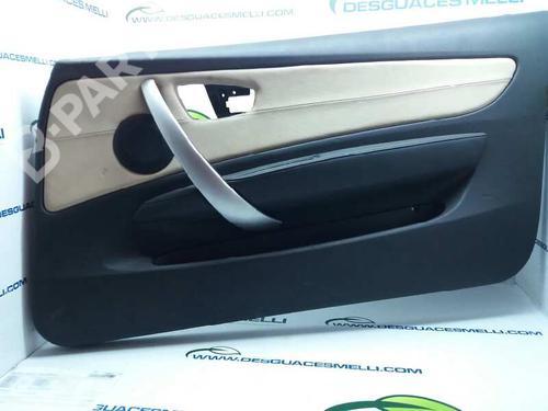 Guarnecido puerta delantera derecha BMW 1 Coupe (E82) 120 d (177 hp) 311491X000  