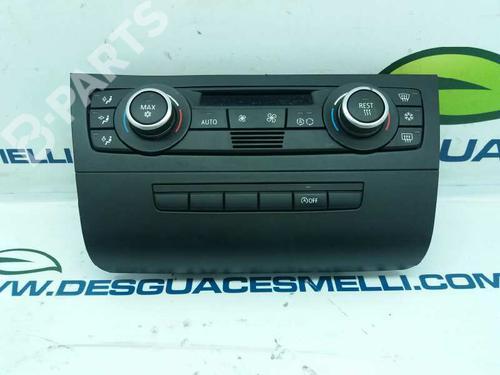 Mando climatizador BMW 1 Coupe (E82) 120 d (177 hp) 6411916298301  