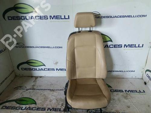 Asiento delantero derecho BMW 1 Coupe (E82) 120 d (177 hp) 027155  