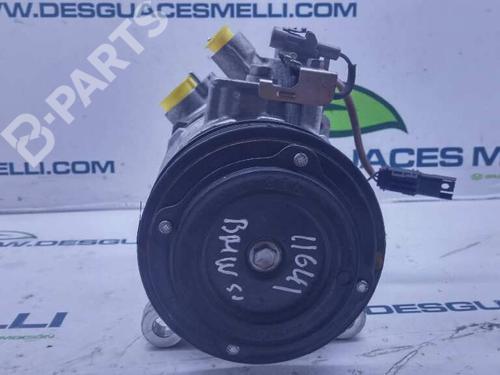 Compressor A/A BMW 1 (F21) 116 d 64529330829 15652107