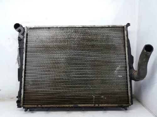 Radiador agua BMW 3 Compact (E46) 320 td 17119071518 15578314