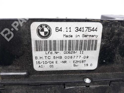 Mando climatizador BMW X3 (E83) 3.0 d 64113417544 15677179