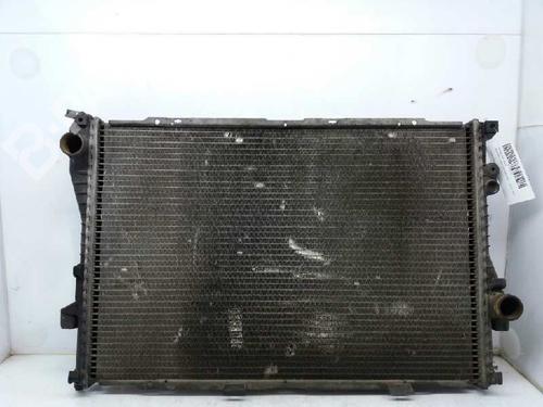 Radiador agua BMW 5 (E39) 525 tds 22460129 15582548