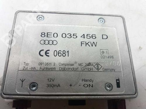 8E0035456D | Module électronique A6 Allroad (4FH, C6) 2.7 TDI quattro (180 hp) [2006-2008]  2888069
