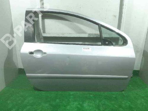 9004S5 | Porta frente direita 307 (3A/C) 2.0 HDi 90 (90 hp) [2000-2007] RHY (DW10TD) 6443561