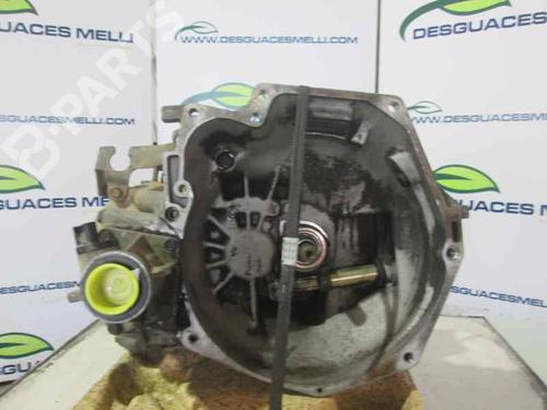 4660436 | 5 VELOCIDADES | Caixa velocidades manual VOYAGER II (ES) 2.5 TD (118 hp) [1992-1995]  2898348