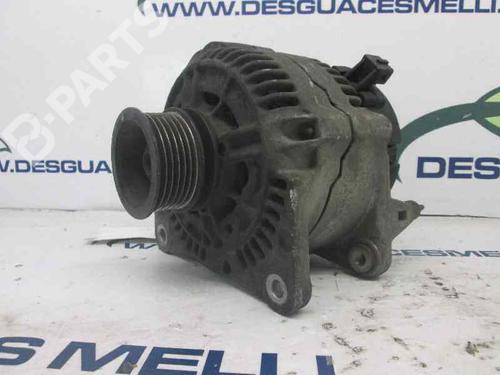 0123320034   Lichtmaschine A3 (8L1) 1.6 (102 hp) [2000-2003]  2899924