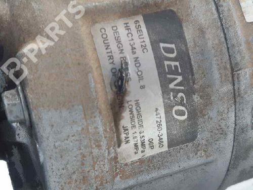 AC-Kompressor AUDI A4 (8E2, B6) 2.5 TDI quattro 4472603460 | 34457434