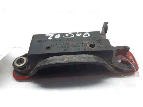 4A0837206F | Højre fortil udvendigt håndtag A3 (8L1) 1.9 TDI (90 hp) [1996-2001] AGR 6142106