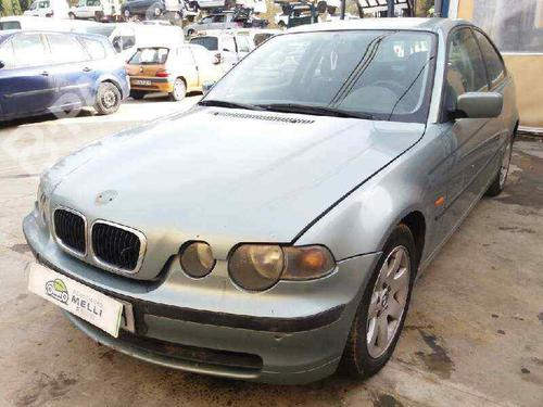 Radiador agua BMW 3 Compact (E46) 320 td 17119071518 30494142