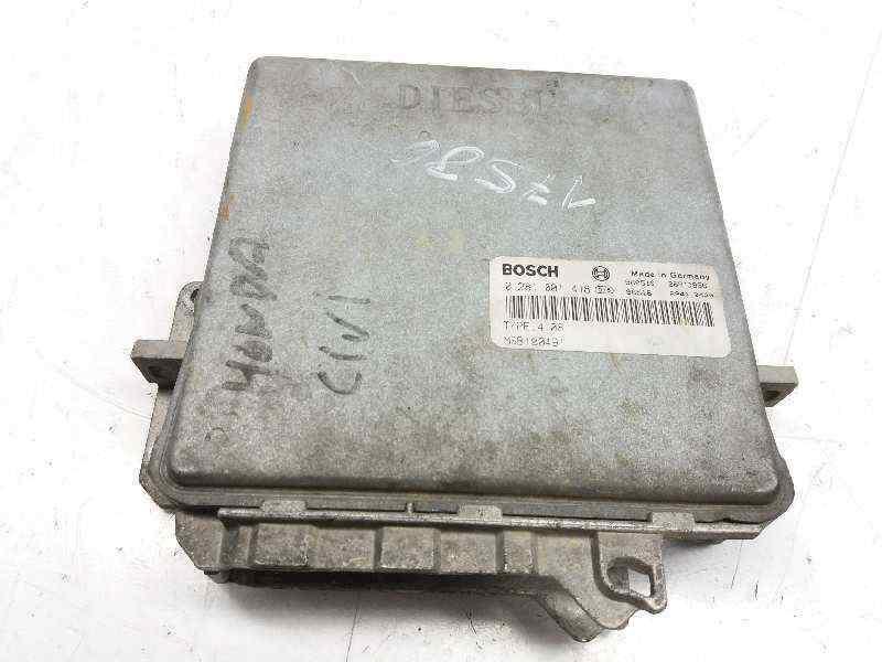 ECU CONTROL MOTOR ROVER 400 1998 TD 0281001418 078 TYPE 4108 28RTD956-92 93