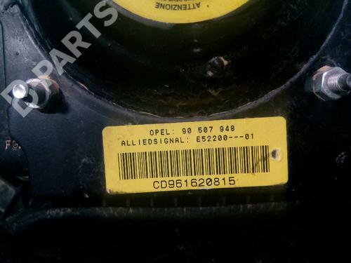 90507948   Førerens kollisjonspute VECTRA B (J96) 1.8 i 16V (F19) (115 hp) [1995-2000]  3042908