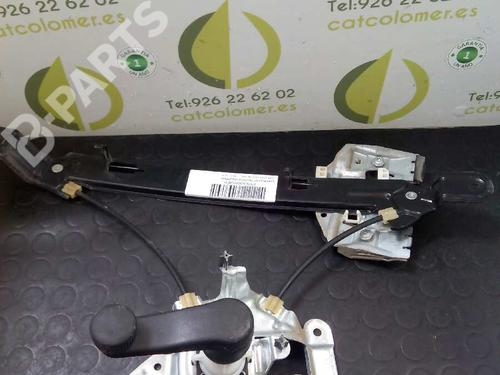 Elevador vidro trás esquerdo LEON (1P1) 1.9 TDI (105 hp) [2005-2010] BXE 3052789