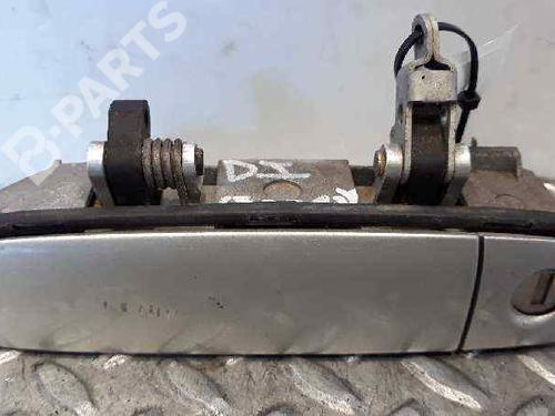 4B0839207 | Poignée extérieure avant gauche A6 (4B2, C5) 2.5 TDI (155 hp) [2001-2005]  6212726