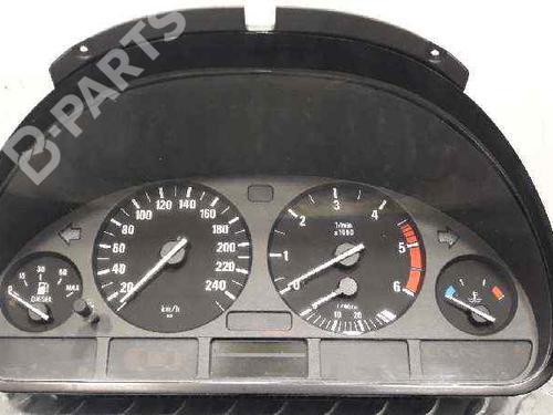 62118381198 | 110008735054 | Instrumentenkombination 5 (E39) 530 d (193 hp) [1998-2003]  6903123