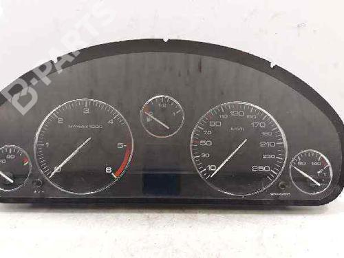 6106S9 | 9658138280 | Quadrante 407 SW (6E_) 2.0 HDi 135 (136 hp) [2004-2010] RHR (DW10BTED4) 3680917