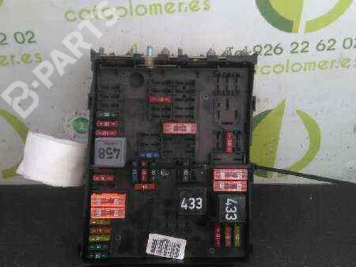 1K0937124K | Sikringsdose/Elsentral A3 (8P1) 2.0 TDI 16V (140 hp) [2003-2012] BKD 3541557