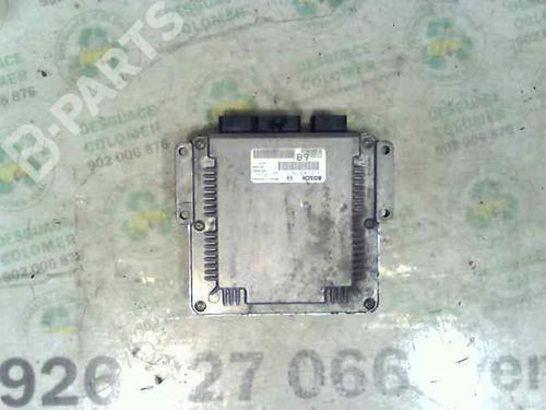 0281010595 | 9642014980 | Motorstyringsenhet XSARA PICASSO (N68) 2.0 HDi (90 hp) [1999-2011]  3529135