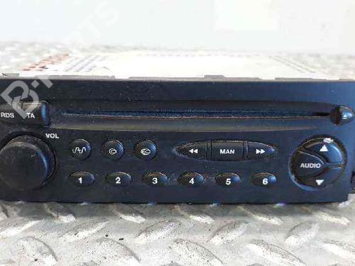96599992XT | FD0305240030978 | Bilradio XSARA PICASSO (N68) 1.6 HDi (109 hp) [2004-2011]  5587215
