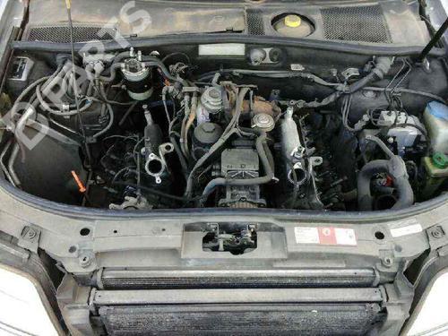 Caja cambios manual AUDI A6 (4B2, C5) 2.5 TDI (150 hp) DQS |