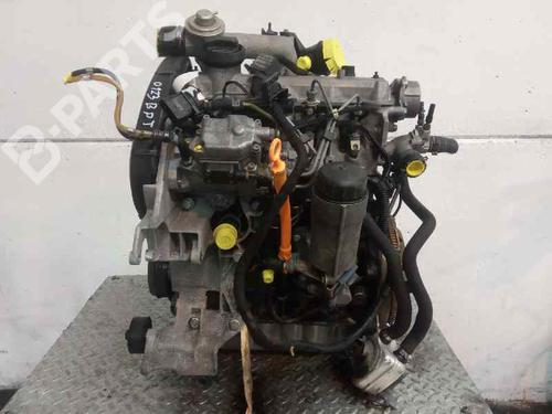 AGR | Motor A3 (8L1) 1.9 TDI (90 hp) [1996-2001] AGR 6593578