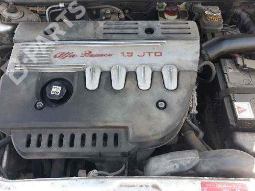 Boîte de vitesse manuelle 156 (932_) 1.9 JTD (932B2) (105 hp) [1997-2000]  7517082