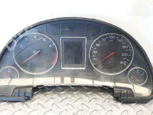 0263626021   Instrumentenkombination A4 Avant (8E5, B6) 1.8 T quattro (150 hp) [2001-2002] AVJ 5884235
