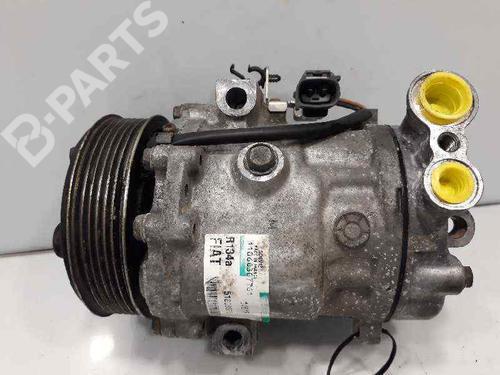 SD6V121461F | 51803075 | 11068307761 | Compressor A/C LINEA (323_, 110_) 1.3 D Multijet (323AXB11, 323AXB1A) (90 hp) [2007-2021] 199 A3.000 4718987