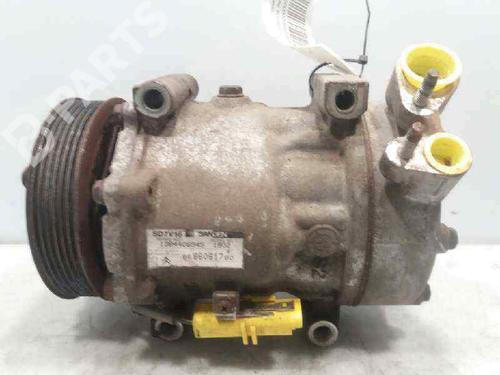 SD7V161802   9686061780   1384406945   AC Kompressor XSARA PICASSO (N68) 1.6 HDi (90 hp) [2005-2011]  4945723