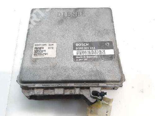 0281001243 | 2245541 | Centralina 3 (E36) 318 tds (90 hp) [1995-1998]  3527820