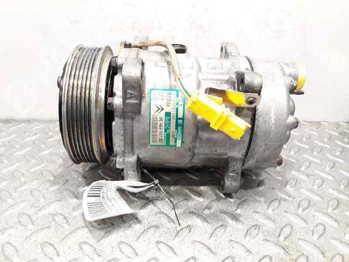 SD7V161240F | 9646416780 | 00430501460 | AC Kompressor C5 I (DC_) 2.0 HDi (DCRHZB, DCRHZE) (109 hp) [2001-2004]  6970561