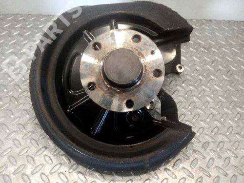Venstre hjullagerhus spindel A3 (8P1) 1.9 TDI (105 hp) [2003-2010] BLS 5828216