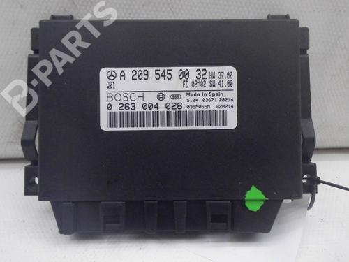MERCEDES-BENZ: 2095450032 Modulo electronico C-CLASS Coupe (CL203) C 200 Kompressor (203.745) (163 hp) [2001-2002] M 111.955 5851565