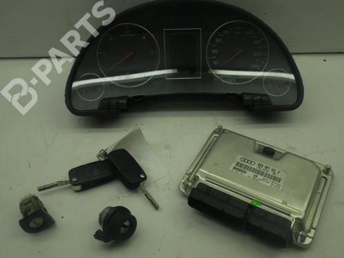 AUDI: 8E0907401P  | 0281011136 | BOSCH |  | 8E0907401P:  , 8E0920900K:   Steuergerät Motor A4 Avant (8E5, B6) 2.5 TDI (163 hp) [2002-2004]  3009411