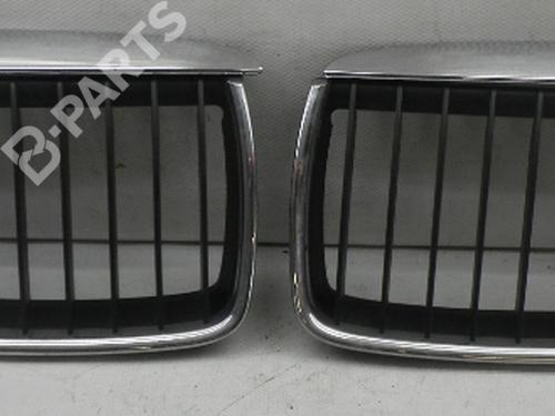 BMW: 7117241 , 7117242, 7120007, 712008 Grelha 3 Touring (E91) 318 i (129 hp) [2006-2007]  5263339
