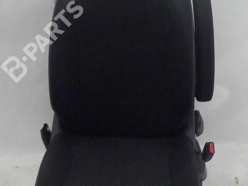 Sæde højre fortil C4 Picasso I MPV (UD_) 1.6 HDi (109 hp) [2007-2013]  5881825